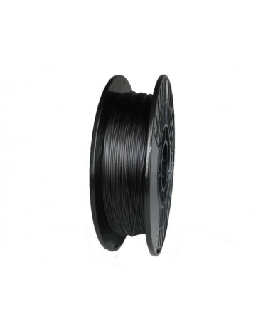 Push Plastic Black TPU 95A Filament Spool - 0.5 / 1 / 2 kg