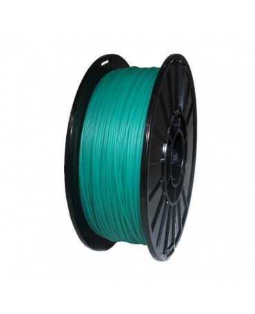 Push Plastic Translucent Green PETG Filament Spool - 3 / 10 / 25 kg