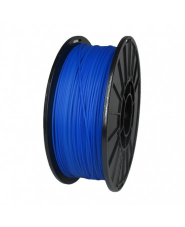 Push Plastic Translucent Blue PETG Filament Spool - 3 / 10 / 25 kg