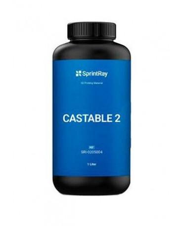 SprintRay Castable 2 Resin Blue - 1L