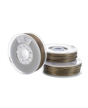 Ultimaker 2.85mm Pearl Gold ABS filament - 750g