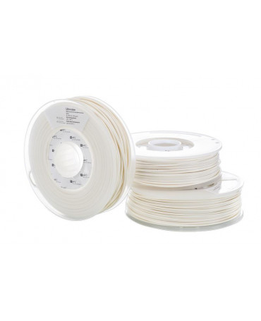 Ultimaker 2.85mm White ABS filament - 750g