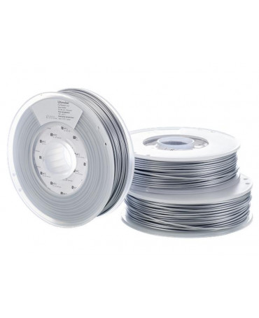 Ultimaker 2.85mm Silver Metallic PLA filament - 350g