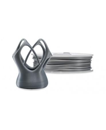 Ultimaker 2.85mm Silver MetallicPLA filament - 750g