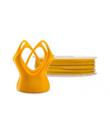 Ultimaker 2.85mm Yellow PLA filament - 750g