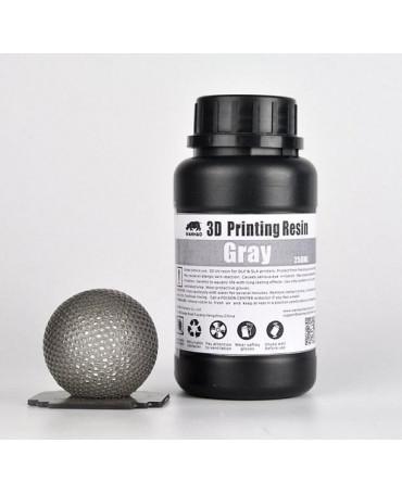 Wanhao 405nm GreyStandard UV Resin - 250ml