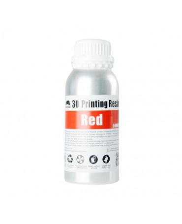 Wanhao 405nm RedStandard UV Resin - 500ml