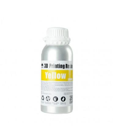 Wanhao 405nm Yellow Standard UV Resin - 500ml