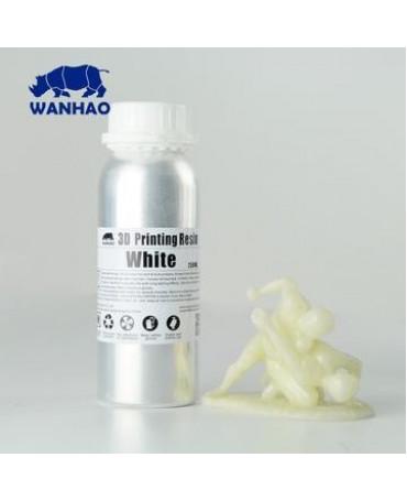 Wanhao 395-420nm Grey Water-washable UV Resin - 250ml