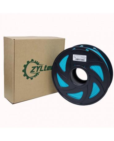 Zyltech Bahama Blue PLA Filament - 1 kg