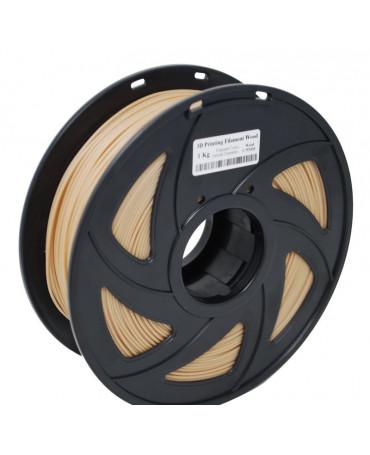 Zyltech 1.75mm Wood+ PLA Filament - 5kg