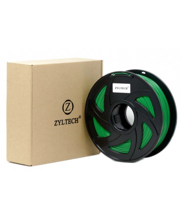 Zyltech Dark Green PLA Filament - 1 kg