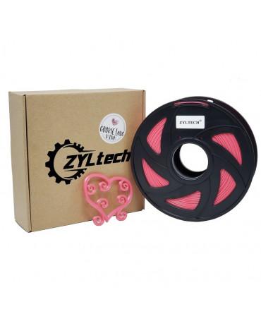 Zyltech Love Pink PLA Filament - 1 kg