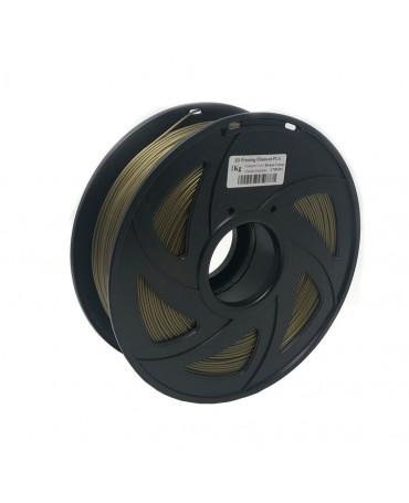 Zyltech 1.75mm Bronze PLA Filament - 1kg