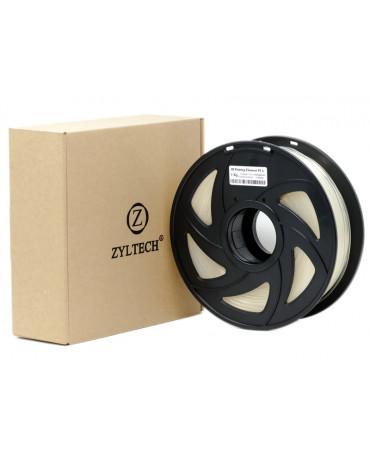 Zyltech 1.75mm Clear Transparent PLA Filament - 1kg