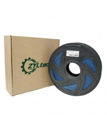 Zyltech 1.75mm Cobalt Blue Metallic PLA Filament - 1kg