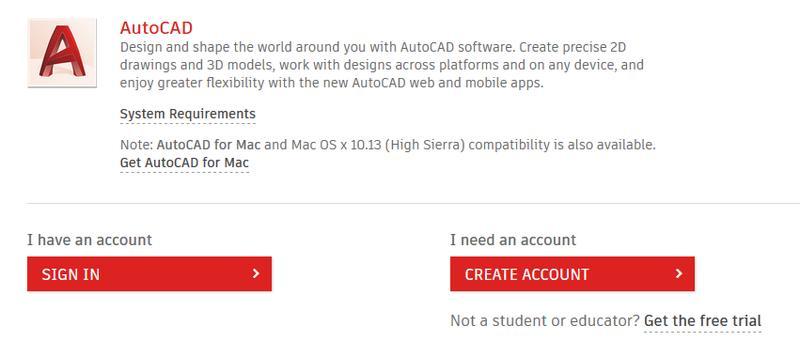 AutoCAD Free Alternatives | Top 3D Shop