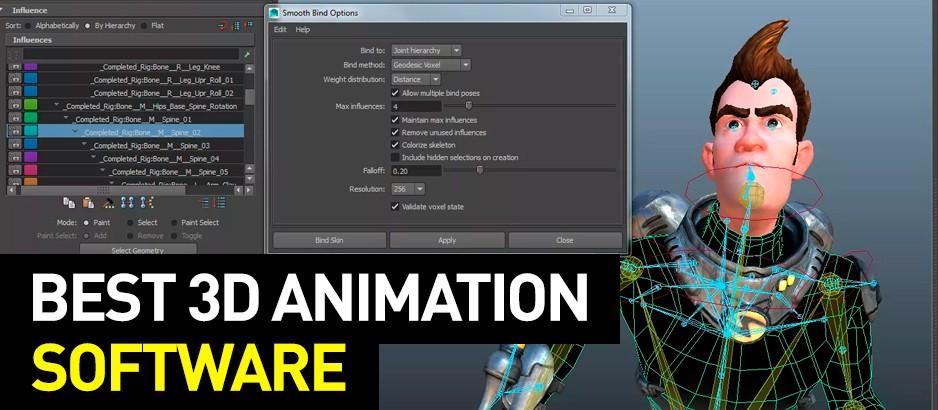 Best 3d Animation Software 2019 Top 3d Shop
