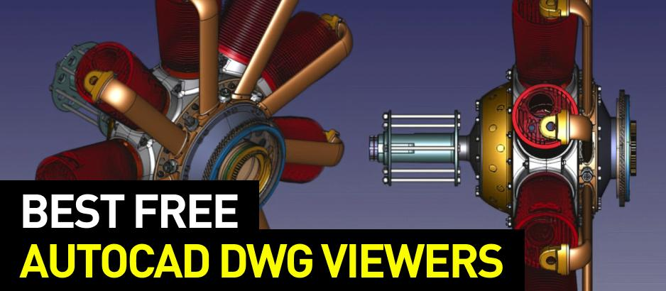 Best Free AutoCAD DWG Viewing Software 2019 | Top 3D Shop