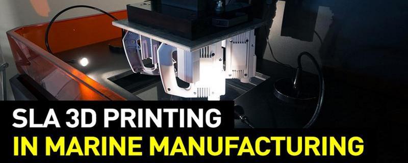 CASE STUDY] SLA 3D printing in marine electronics