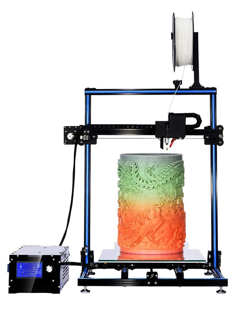 Adimlab Gantry i3 Plus 3D Printer Semi Assembled Kit