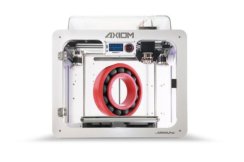 Airwolf3D AXIOM DUAL Extruder 3D Printer