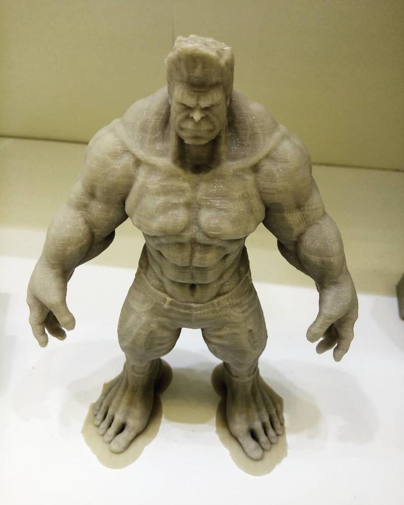 personal, massive Hulk.