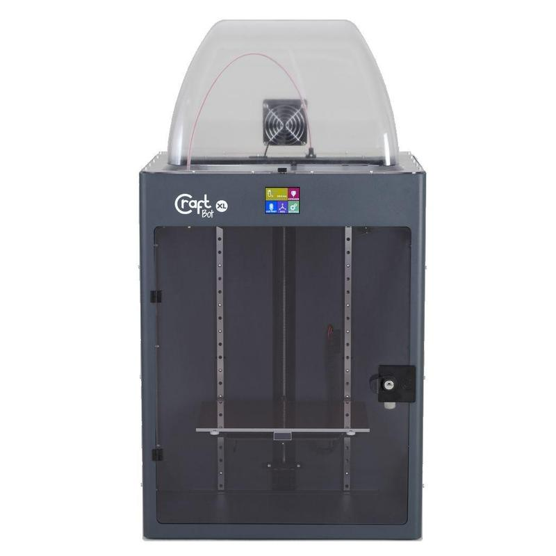 To ensure high reproducibility, we recommend installing an enclosed print chamber