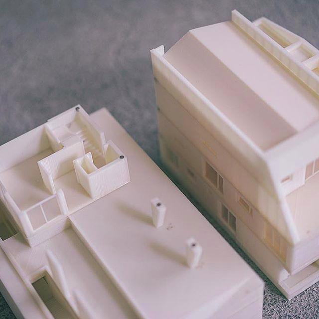 One designer has been using the Cubicon Style to 3D print custom architectural models for design testing and draft presentation.
