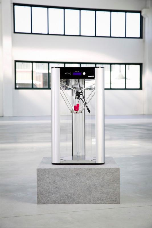 Delta WASP 2040 TURBO2 3D printer