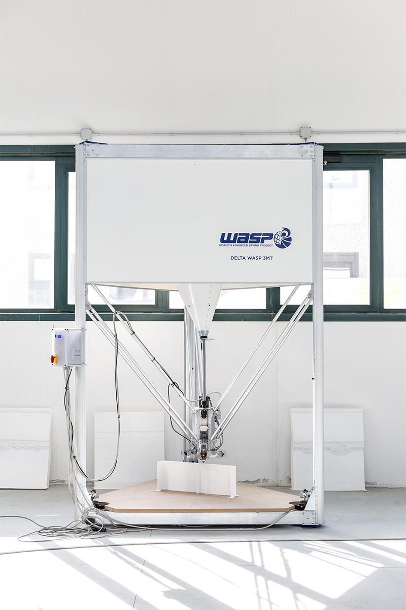 Delta WASP 3MT 3D printer
