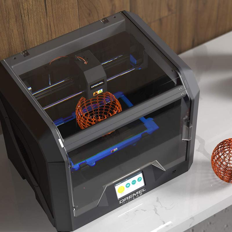 Dremel 3D45 3D printer on the table