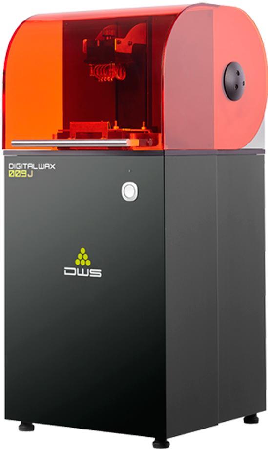 DWS 009J 3D printer