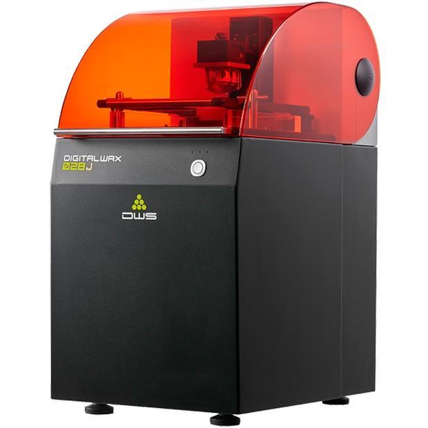 DWS 028J 3D printer