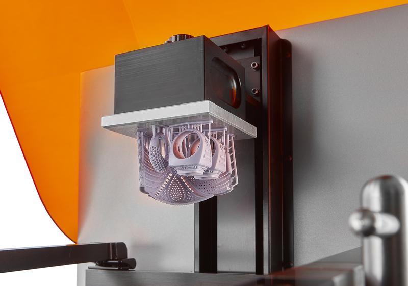 the Printing camera of the 3d printer dws 028J