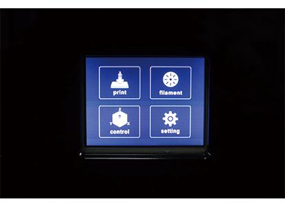 Shining3D Einstart-L 3D Printer 3.5-inch LCD