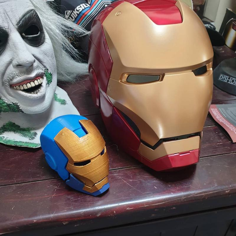 following attempt to create the Iron Man replica