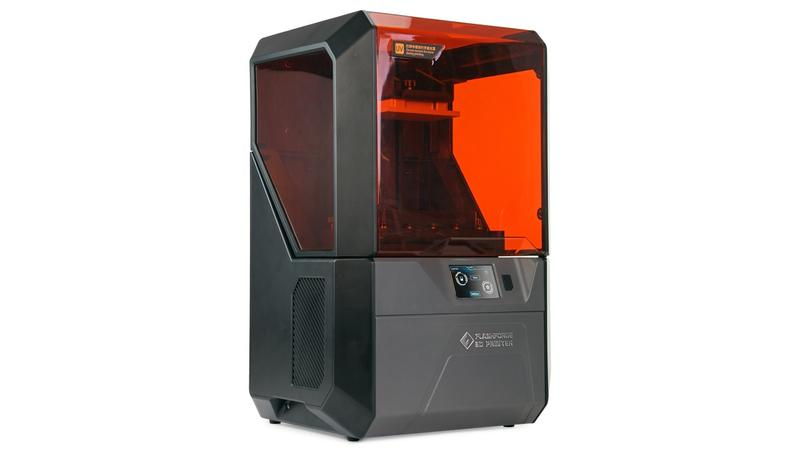 FlashForge Hunter is available in black
