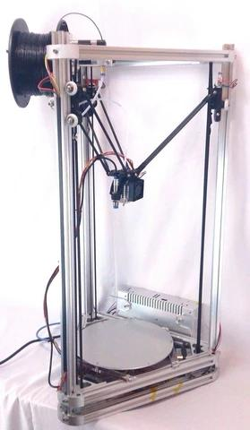 Folger Tech Kossel 2020 Full 3D Printer Kit w/Auto-Level