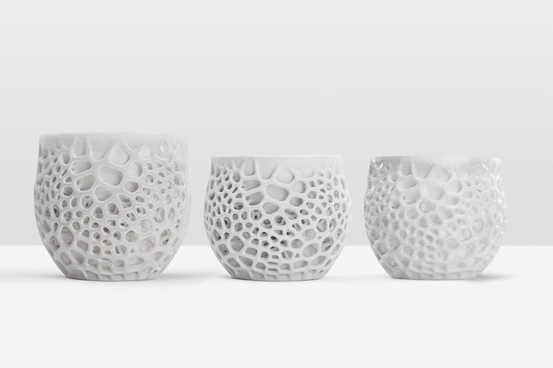 The company has also been developing a Ceramic resin, which can be fired to create ceramic parts