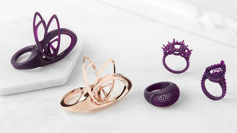 With the Jewellery castable resins, you can create astonishing prototypes with sharp resolution and great surface finish