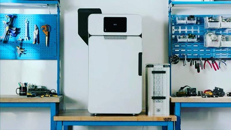Formlabs Fuse 1 3d printer