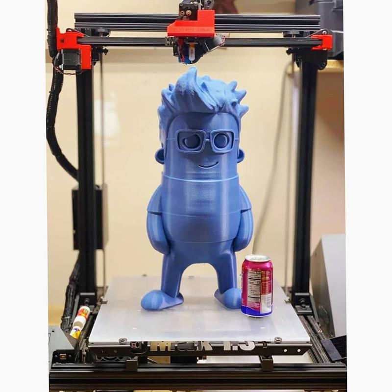 Joel Telling miniature printed gMax 1.5XT+