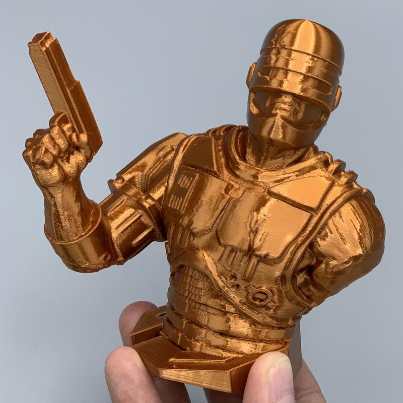 the model of robocop printed on th HICTOP CR-10S 300L