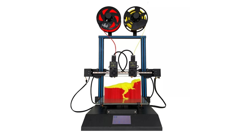 HICTOP D3 pro Independent Dual Extruder 3D Printer