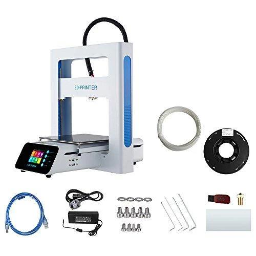 What's in the box Jgaurora A3S 3d printer