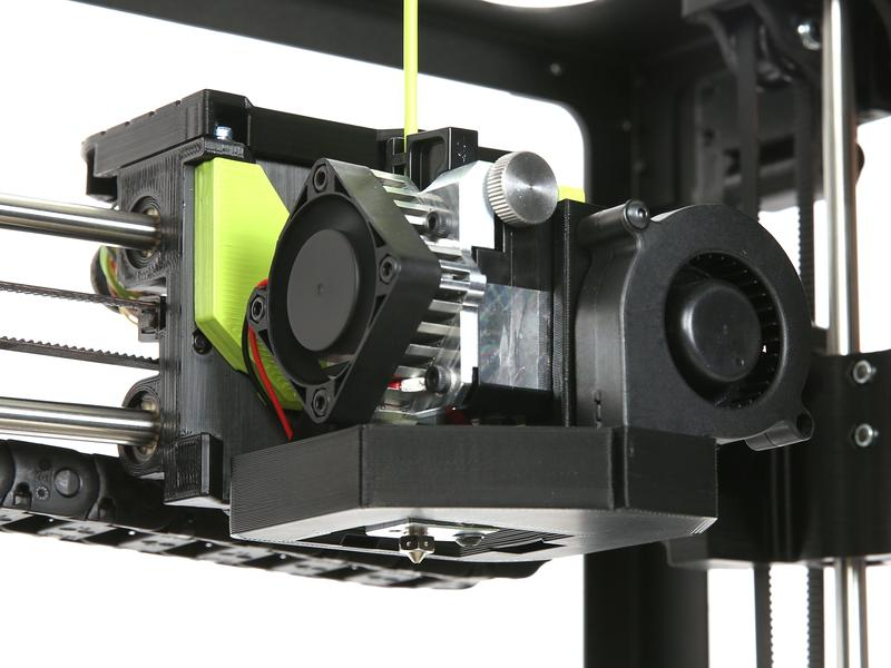 head of 3d printer