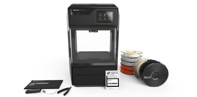 kit of printer makerbot method