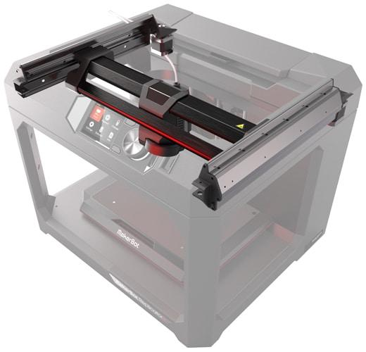 3d printer makerbot replicator +