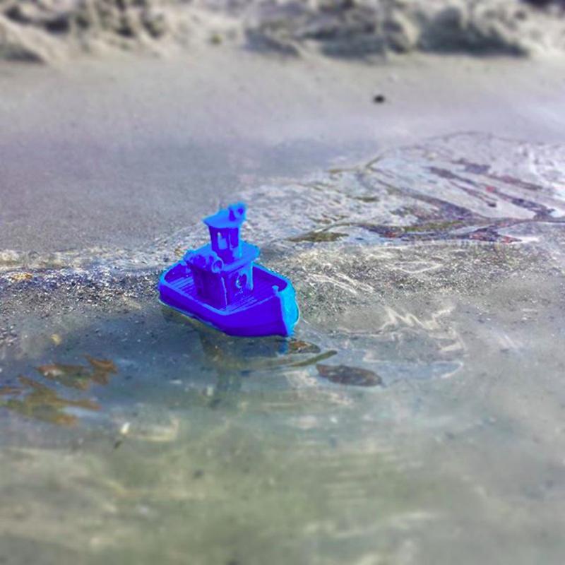 3d model boat